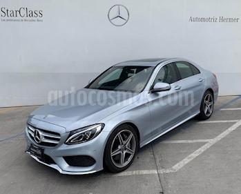Foto venta Auto usado Mercedes Benz Clase C 250 CGI Sport (2018) color Plata precio $569,900