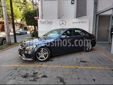 Foto venta Auto usado Mercedes Benz Clase C 250 CGI Sport (2016) color Gris precio $484,000