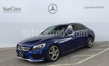 Foto Mercedes Benz Clase C 250 CGI Sport usado (2018) color Azul precio $529,900