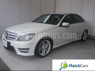 Foto venta Carro usado Mercedes Benz Clase C 250 CGI  (2012) color Blanco precio $71.990.000