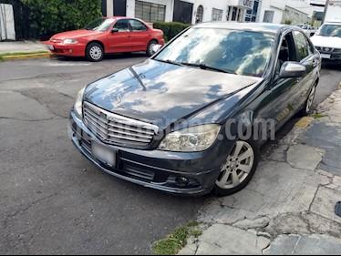 Mercedes Benz Clase C 280 Classic Aut usado (2009) color Gris Oscuro precio $140,000