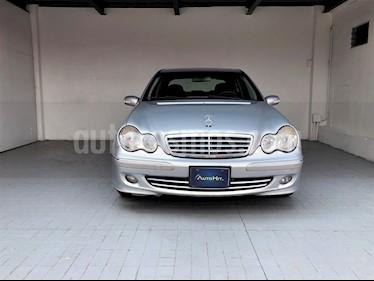 Foto venta Auto usado Mercedes Benz Clase C 280 Classic Aut (2007) color Plata precio $137,000