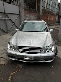Mercedes Benz Clase C 280 Elegance Aut usado (2007) color Plata precio $135,000