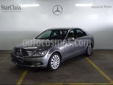 Foto venta Auto usado Mercedes Benz Clase C 280 Elegance (2008) color Gris precio $139,000