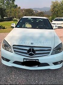 Mercedes Benz Clase C 280 Sport Aut usado (2008) color Blanco precio $119,000