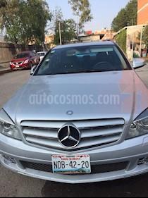 Foto Mercedes Benz Clase C 280 Sport Aut usado (2008) color Plata precio $125,000