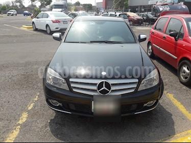 Mercedes Benz Clase C 280 Sport Aut usado (2009) color Negro precio $140,000