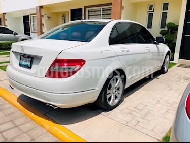 Foto Mercedes Benz Clase C 280 Sport Aut usado (2009) color Blanco precio $157,000