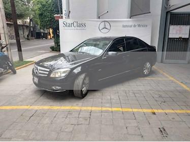 Foto venta Auto usado Mercedes Benz Clase C 280 Sport (2009) color Negro precio $125,000