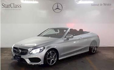 Foto venta Auto usado Mercedes Benz Clase C 300 Convertible Aut (2018) color Plata precio $749,000