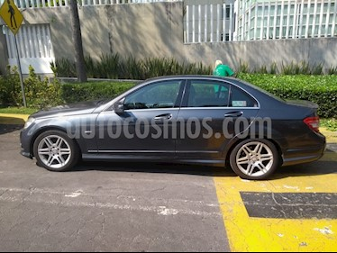 Foto venta Auto Seminuevo Mercedes Benz Clase C 300 Elegance LTD (2010) color Gris precio $220,000