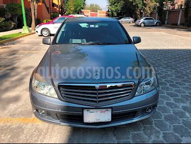 Foto Mercedes Benz Clase C 300 Elegance LTD usado (2010) color Gris precio $185,000