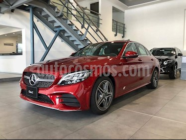 foto Mercedes Clase C 300 Sport Aut nuevo color Rojo precio $915,000