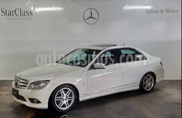 Foto venta Auto usado Mercedes Benz Clase C 300 Sport (2010) color Blanco precio $189,000