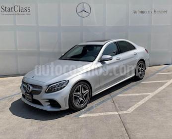 Foto venta Auto usado Mercedes Benz Clase C 300 Sport (2019) color Plata precio $749,900