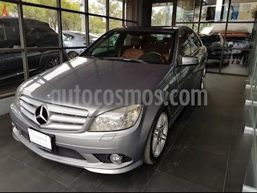 Foto venta Auto usado Mercedes Benz Clase C 300 Sport (2010) color Gris Tenorita precio $158,000