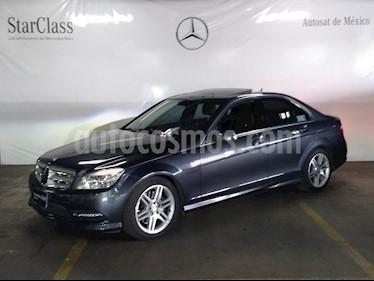 Foto venta Auto usado Mercedes Benz Clase C 300 Sport (2011) color Gris precio $229,000