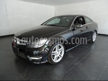 Foto venta Auto usado Mercedes Benz Clase C 350 CGI Coupe Aut (2014) color Negro precio $345,000