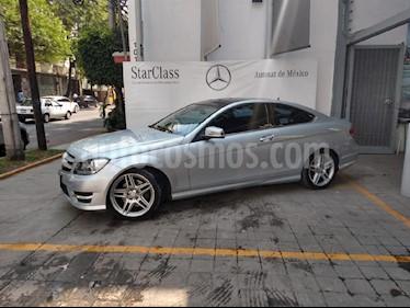 Foto venta Auto usado Mercedes Benz Clase C 350 CGI Coupe Aut (2012) color Plata precio $270,000