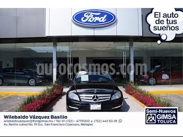 Foto venta Auto usado Mercedes Benz Clase C 350 CGI Sport Aut (2011) color Negro precio $220,000