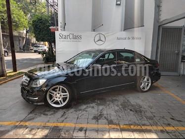 Foto venta Auto usado Mercedes Benz Clase C 350 CGI Sport Aut (2013) color Negro precio $348,900