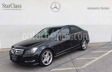 Foto venta Auto usado Mercedes Benz Clase C 350 CGI Sport Aut (2013) color Negro precio $259,900
