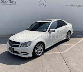 Foto venta Auto usado Mercedes Benz Clase C 350 Sport (2011) color Blanco precio $255,900
