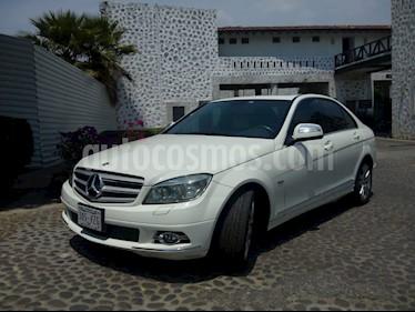 Foto venta Auto usado Mercedes Benz Clase C 350 Sport (2009) color Blanco precio $170,000