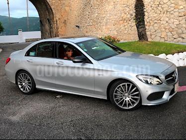 Foto venta Auto usado Mercedes Benz Clase C 43 4Matic Aut (2017) color Plata Paladio precio $750,000