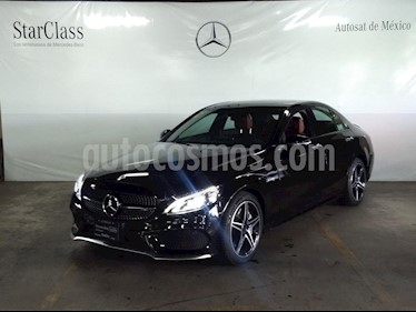 Foto venta Auto usado Mercedes Benz Clase C 43 Convertible 4Matic Aut (2017) color Negro precio $899,000