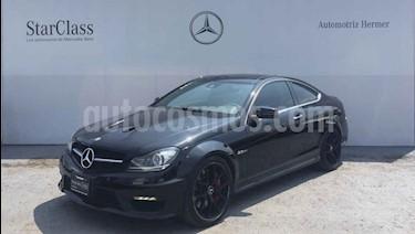 Foto venta Auto usado Mercedes Benz Clase C 63 AMG Coupe Edition 507 (2014) color Negro precio $589,900