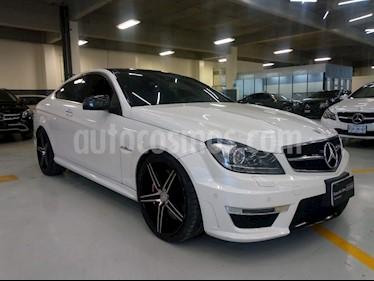 Foto venta Auto Seminuevo Mercedes Benz Clase C 63 AMG Coupe (2013) color Blanco precio $595,000