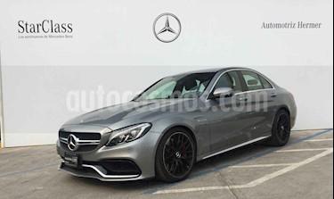 Foto Mercedes Benz Clase C 63 AMG S usado (2017) color Gris precio $999,900