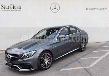 Foto venta Auto usado Mercedes Benz Clase C 63 AMG S (2017) color Gris precio $1,699,900