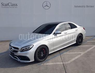 Foto venta Auto usado Mercedes Benz Clase C 63 AMG S (2017) color Plata precio $1,129,900