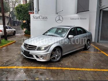 Foto venta Auto Seminuevo Mercedes Benz Clase C 63 AMG (2010) color Gris precio $410,000