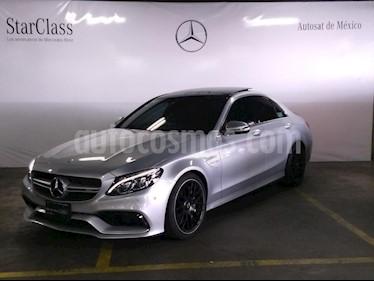 Foto venta Auto Seminuevo Mercedes Benz Clase C 63 AMG (2017) color Plata precio $1,199,000