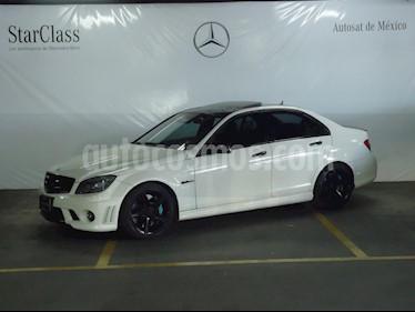 Foto venta Auto usado Mercedes Benz Clase C 63 AMG (2010) color Blanco precio $399,000