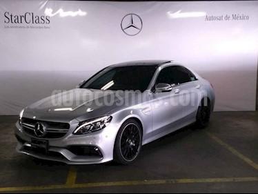 Foto venta Auto usado Mercedes Benz Clase C 63 AMG (2017) color Plata precio $1,049,000