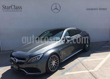 Foto venta Auto usado Mercedes Benz Clase C 63 S AMG Coupe  (2018) color Gris precio $1,299,900