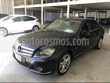 Mercedes Benz Clase C C200 CGI Blue Efficiency 1.8L usado (2012) color Negro precio $850.000