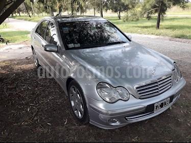 Mercedes Benz Clase C C230 K Elegance Aut usado (2005) color Gris precio u$s7.500