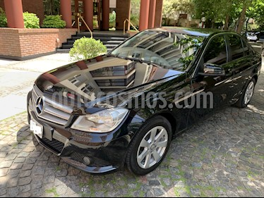Mercedes Benz Clase C C200 CGI Blue Efficiency 1.8L City usado (2013) color Negro Obsidiana precio u$s19.000