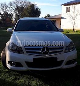 Mercedes Benz Clase C C220 CDI Avantgarde Aut usado (2012) color Blanco precio $1.480.000
