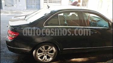 foto Mercedes Clase C C200 Avantgarde Aut usado (2008) color Negro precio $800.000
