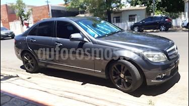Mercedes Benz Clase C C200 K Avantgarde Aut usado (2008) color Gris precio $690.000