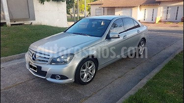Mercedes Clase C C200 CGI Blue Efficiency 1.8L Aut usado (2012) color Gris precio $1.400.000