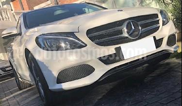 Mercedes Benz Clase C C250 Avantgarde Aut usado (2017) color Blanco precio $2.650.000