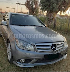 Mercedes Benz Clase C C250 CGI Blue Efficiency 1.8L Aut usado (2012) color Gris Tenorita precio $980.000