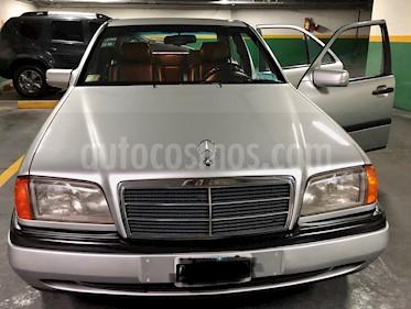 Mercedes Benz Clase C C220 CDI Avantgarde Aut usado (1995) color Gris precio u$s5.500